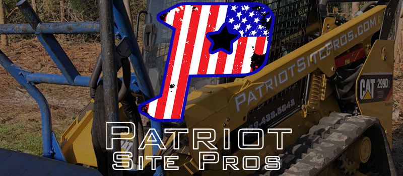 Patriot Site Pros Commercial Land Clearing & Mulching